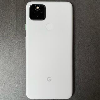 Google Pixel - Google Pixel 4a 5G white 128 GB SIMフリー