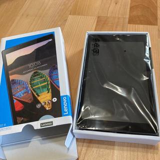 Lenovo - 美品タブレットLenovo TAB3 8 ストレートブラック 16G