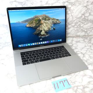 マック(Mac (Apple))の上位カスタム MacBook pro 15インチ 2017(ノートPC)