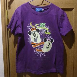 Disney - 東京ディズニーリゾート ハロウィーンTシャツ サイズ120 [962]