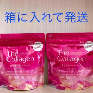 シセイドウ(SHISEIDO (資生堂))の資生堂 新商品 ザ・コラーゲン126g 2個セット(コラーゲン)