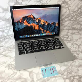 マック(Mac (Apple))のフルカスタムMacBook pro retina 13インチ 2015(ノートPC)