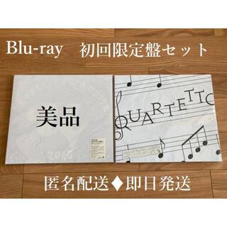 NEWS LIVE TOUR / WHITE・QUARTETTO セット(ミュージック)