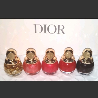 Christian Dior - ヴェルニディオリフィック セット