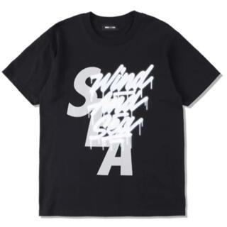 シー(SEA)のWind and sea I'ts a living コラボ Tシャツ(Tシャツ/カットソー(半袖/袖なし))