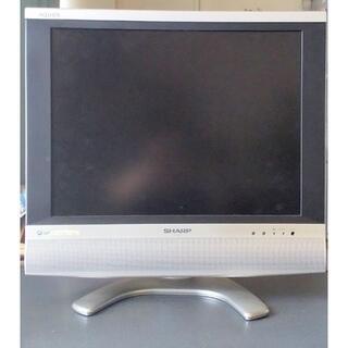SHARP - SHARP AQUOS LC-20S4-S 液晶テレビ