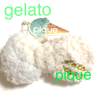 gelato pique - 【新品未使用】ジェラートピケ  ジェラピケヘアゴム