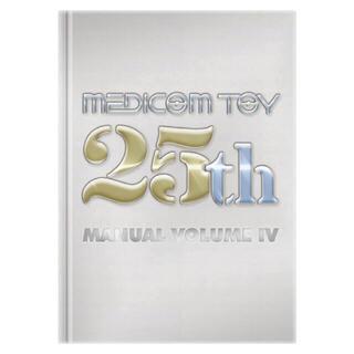 メディコムトイ(MEDICOM TOY)のBE@BRICK 25th MANUAL VOLUME IV(その他)