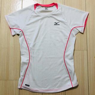 ミズノ(MIZUNO)のMIZUNO ランニング Tシャツ レディース M(ウェア)