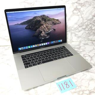 マック(Mac (Apple))の格安!動作良品!MacBook pro 15インチ 2017(ノートPC)