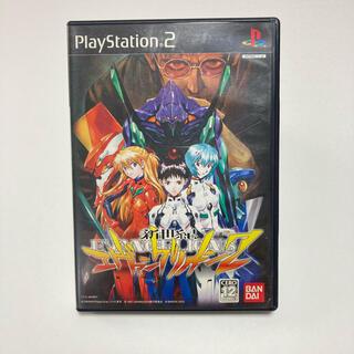 プレイステーション2(PlayStation2)のPS2 新世紀エヴァンゲリオン2(家庭用ゲームソフト)