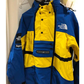 Supreme - supreme northface steep tech jacket s