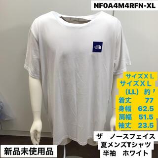 THE NORTH FACE - 新品 ザノースフェイス ♦︎  夏物メンズTシャツ  半袖ホワイト XL