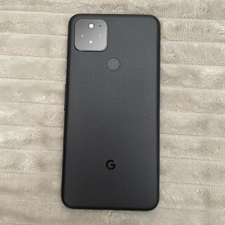 グーグル(Google)のPixel5 simフリー 美品(スマートフォン本体)