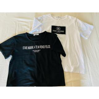 エイミーイストワール(eimy istoire)のエイミー Tシャツセット♡(Tシャツ(半袖/袖なし))
