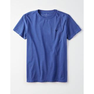 アメリカンイーグル(American Eagle)のAE アメリカンイーグル クルーネック 半袖 Tシャツ サイズS(Tシャツ/カットソー(半袖/袖なし))