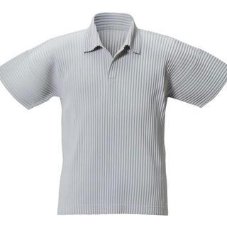 ISSEY MIYAKE - HOMME PLISSÉ ISSEY MIYAKE ポロシャツ
