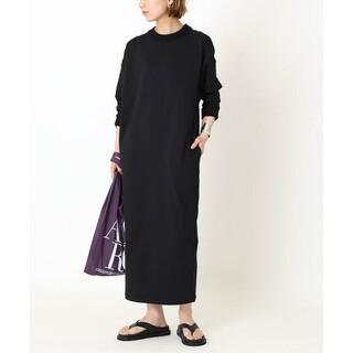 DEUXIEME CLASSE - 新品■jobs ドレス■ブラック■ドゥーズィエムクラス
