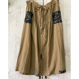 サマンサモスモス(SM2)の❤️リメイク SMS2 スカート(ひざ丈スカート)