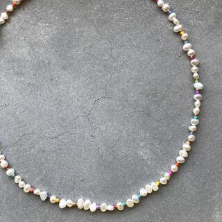 ビューティアンドユースユナイテッドアローズ(BEAUTY&YOUTH UNITED ARROWS)のhandmade accessory 284(ネックレス)