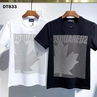 ディースクエアード(DSQUARED2)のDSQUARED2 2枚8980円 TシャツM~3XL ※833(Tシャツ/カットソー(半袖/袖なし))