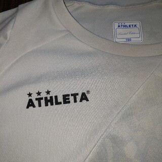 【ATHLETA】サッカーウェア160