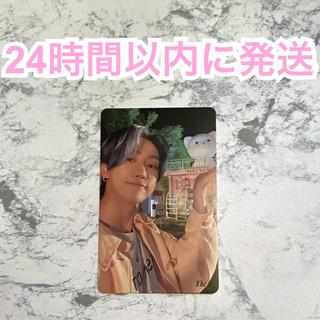 SEVENTEEN - SEVENTEEN ミンハオ HMV トレカ