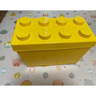 レゴ クラシック LEGO ブロック 黄色 収納 ケース 箱