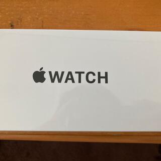 アップルウォッチ(Apple Watch)のApple Watch SE 40mm GPS + Cellularモデル(腕時計(デジタル))