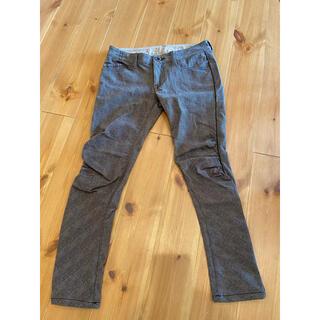 ダブルスタンダードクロージング(DOUBLE STANDARD CLOTHING)のダブスタ メリルハイテンションパンツ 36(カジュアルパンツ)