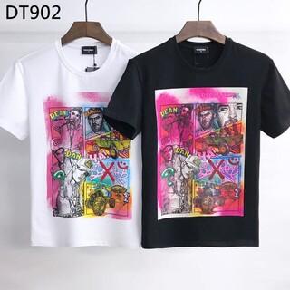 ディースクエアード(DSQUARED2)のDSQUARED2 2枚8,980円 Tシャツ M-3XLサイズ選択可DT902(Tシャツ/カットソー(半袖/袖なし))