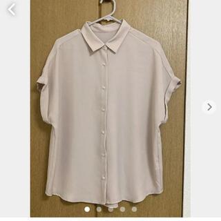GU - GU エアリーシャツ 半袖