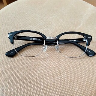 ビューティアンドユースユナイテッドアローズ(BEAUTY&YOUTH UNITED ARROWS)の[金子眼鏡×beauty&youth]メガネ(レンズなし)(サングラス/メガネ)