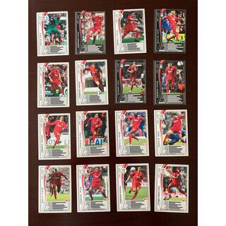 WCCF2005-2006 リバプール全16枚セット(シングルカード)