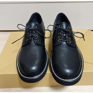 リーガル(REGAL)の新品 ARGIS アルジス 革靴 日本製 25.5cm 40 黒 サドルシューズ(ブーツ)