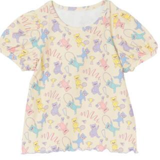 フェフェ(fafa)のtシャツ(Tシャツ/カットソー)