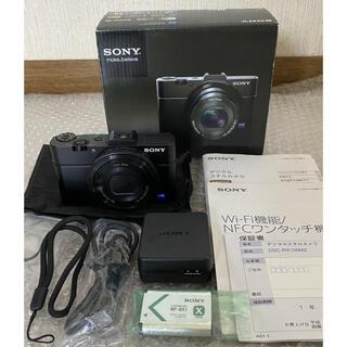 SONY - ソニー デジタルカメラ DSC-RX100M2