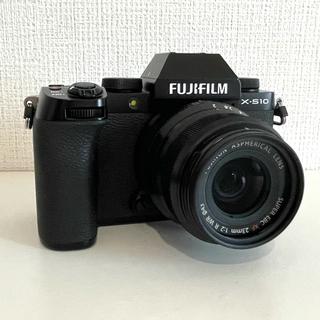 富士フイルム - fujifilm x-s10 & xf23mm f2