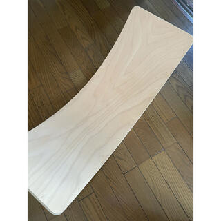 木製バランスボード 大人用(エクササイズ用品)