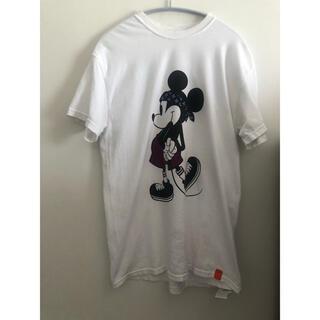 Disney - tony taizsun ミッキー  ホワイト Tシャツ