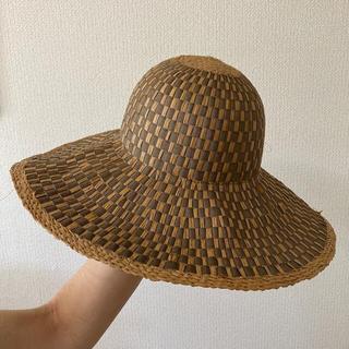 ビューティアンドユースユナイテッドアローズ(BEAUTY&YOUTH UNITED ARROWS)のLa Maison de Lyllis 麦わら帽子 ブリムハット(ハット)