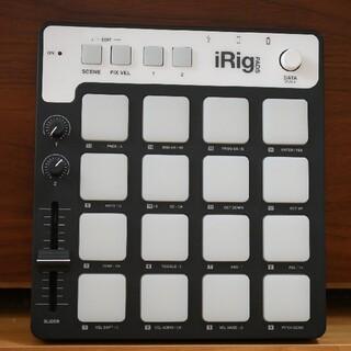 iRig Pads (IK Multimedia)(MIDIコントローラー)