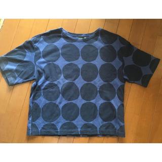 マリメッコ(marimekko)の日本未発売 マリメッコ(UNIQLOコラボ)半袖Tシャツ(Tシャツ(半袖/袖なし))