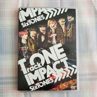 SixTONES TrackONE -IMPACT-(通常盤)(DVD)