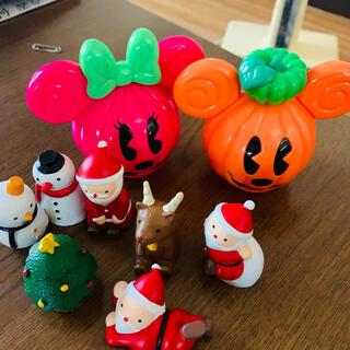 ディズニー(Disney)のハロウィン、クリスマス飾り(インテリア雑貨)