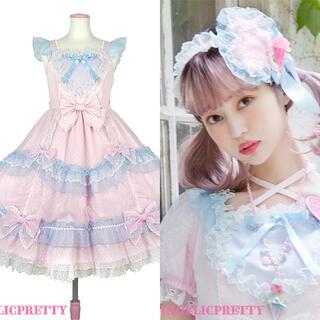 Angelic Pretty - angelic pretty トッピングハート セット
