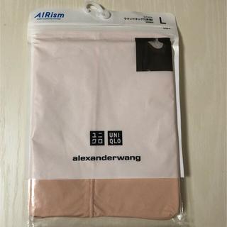 ユニクロ(UNIQLO)のユニクロ アレキサンダーワン ラウンドネックTシャツ エアリズム(その他)