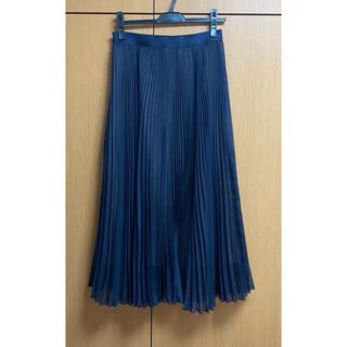 アナイ(ANAYI)の【特別価格】【ANAYI】正規品 ボイルプリーツスカート(ロングスカート)