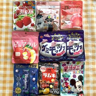 グミ詰め合わせ③(菓子/デザート)