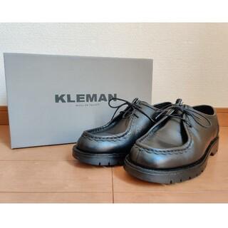 ビューティアンドユースユナイテッドアローズ(BEAUTY&YOUTH UNITED ARROWS)のKLEMAN(クレマン)41 26~26.5cm BLACK 本革(ドレス/ビジネス)